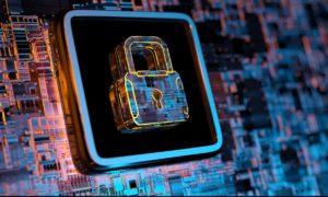 cybersecurity lock