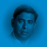 Headshot of Manish Thakur