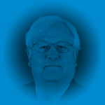 headshot of John Stenbit